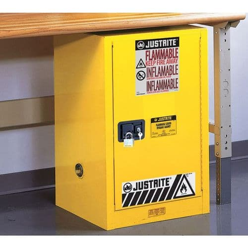 SURE-GRIP® EX COMPAC FLAMMABLE SAFETY CABINET